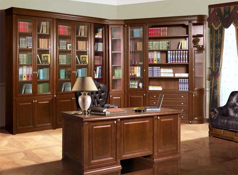 Мебель для библиотеки в щелково.