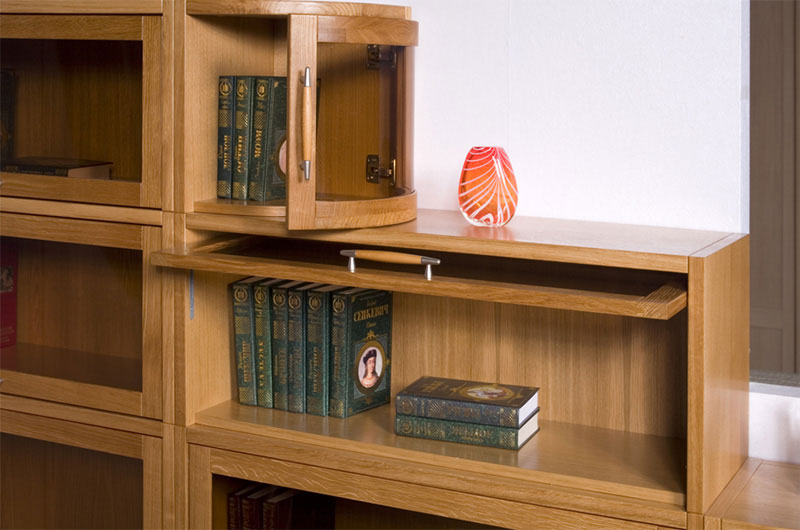 Библиотеки на заказ в щелково.