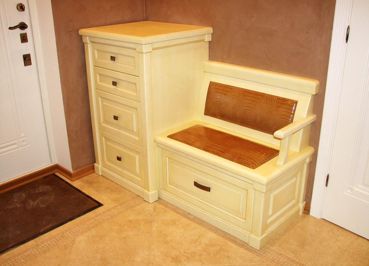 Мебель из массива своими руками сосны